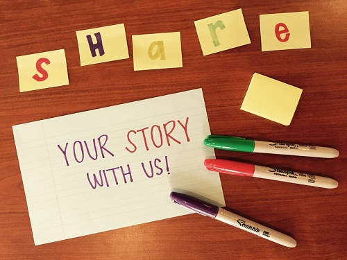 Share your story with the San Diego Blood Bank