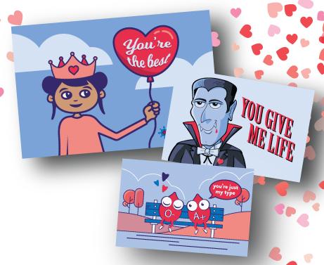 SCBB Valentines